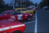 TAC Rally Tielt , Historic challenge, 19 april 2003 - foto 11 van 22