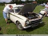 20 Juli 2003 : Internationale meeting Ford Cortina MK1 Ownersclub England, Coombe Park  Coventry England - foto 2 van 20