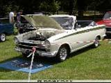 20 Juli 2003 : Internationale meeting Ford Cortina MK1 Ownersclub England, Coombe Park  Coventry England - foto 8 van 20