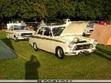 20 Juli 2003 : Internationale meeting Ford Cortina MK1 Ownersclub England, Coombe Park  Coventry England - foto 12 van 20