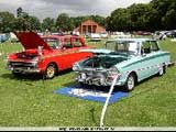 20 Juli 2003 : Internationale meeting Ford Cortina MK1 Ownersclub England, Coombe Park  Coventry England - foto 14 van 20