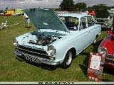 20 Juli 2003 : Internationale meeting Ford Cortina MK1 Ownersclub England, Coombe Park  Coventry England - foto 18 van 20