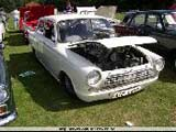 20 Juli 2003 : Internationale meeting Ford Cortina MK1 Ownersclub England, Coombe Park  Coventry England - foto 19 van 20