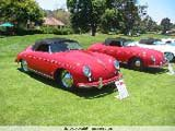 Porsche 356 speedster, 50th anniversary meeting te Monterey, USA - foto 2 van 67