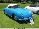 Porsche 356 speedster, 50th anniversary meeting te Monterey, USA - foto 3 van 67
