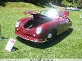 Porsche 356 speedster, 50th anniversary meeting te Monterey, USA - foto 59 van 67