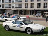 Internationaal BMW M1 treffen Knokke - foto 6 van 70