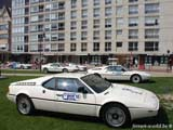 Internationaal BMW M1 treffen Knokke - foto 7 van 70