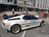 Internationaal BMW M1 treffen Knokke - foto 28 van 70