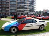 Internationaal BMW M1 treffen Knokke - foto 32 van 70