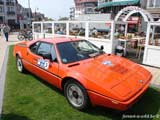 Internationaal BMW M1 treffen Knokke - foto 33 van 70