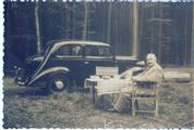 Old Black/white Car Pictures - foto 58 van 108