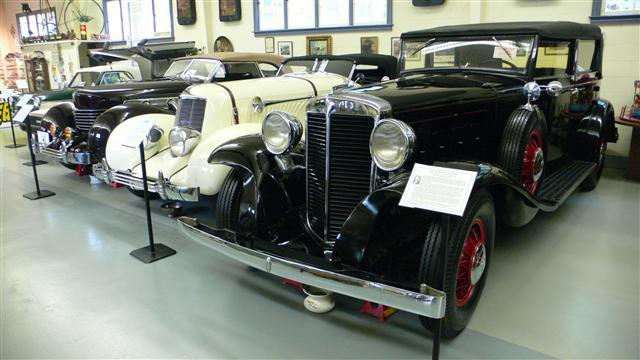 The oldest automobile museum in America, established in by the late W. Emmert Swigart. His son, William Swigart, Jr., took over and developed the collection to number nearly At any given time, the museum houses part of the Swigart collection, plus a large display of related memorabilia.