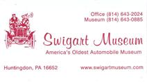 William E. Swigart, Jr. Automobile Museum (u.s.a.) - foto 1 van 60
