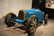 100 jaar Bugatti - expo in Autoworld Brussel - foto 20 van 52