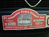 6th Remember Pedro Historic Tour - foto 1 van 32