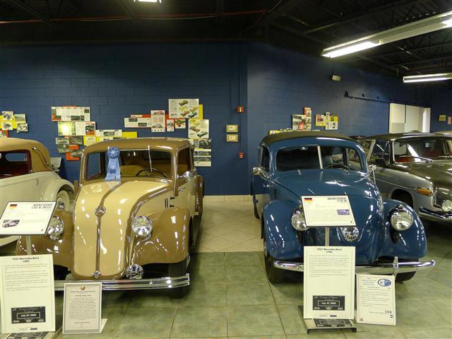 Tampa car museum - Monogram last name