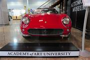 The Academy of Art University Automobile Museum SF CA (USA) - foto 8 van 156
