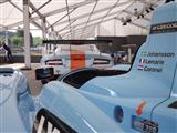 Gulf racing car exposition 24u Francorchamps - foto 12 van 44