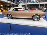 50 Years Ford Mustang @ Autoworld Brussels - foto 28 van 213