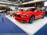 50 Years Ford Mustang @ Autoworld Brussels - foto 32 van 213