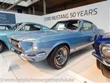 50 Years Ford Mustang @ Autoworld Brussels - foto 42 van 213