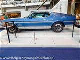 50 Years Ford Mustang @ Autoworld Brussels - foto 46 van 213