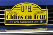 Opel oldies on tour Kontich - foto 1 van 77