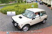 Internationale Autobianchi Meeting Slenaken - foto 5 van 56