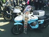 5th Caferacer & classic meeting - Flying Hermans - foto 14 van 28
