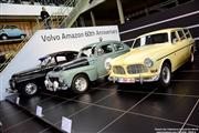 Volvo Amazon 60th Anniversary & Volvo Classic Cars Club Visit - foto 43 van 119