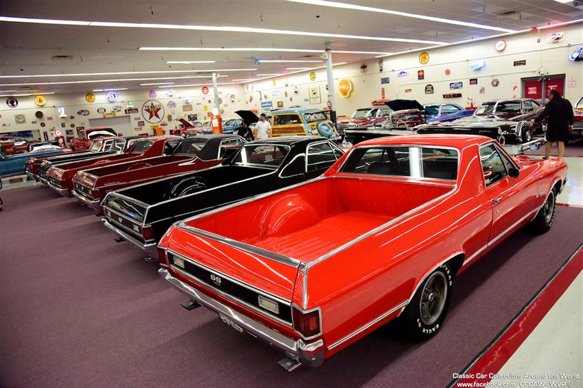 Summary Home Muscle Car City Museum
