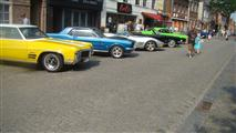 "Cars & Coffee Friends Peer ""American Retro Meeting"" - foto 31 van 125"
