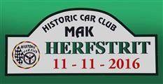 Herfstrit Mechelse Automobiel Club MAK - foto 1 van 41