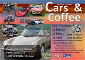 Cars en Coffee in Sint-Pieters-Leeuw - foto 31 van 31