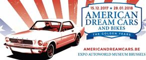 Autoworld Brussels - American Dream Cars and Bikes - foto 1 van 68