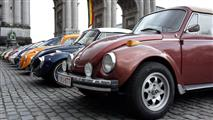 VW bug's parade 2018 in Brussel - foto 25 van 49