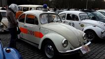 VW bug's parade 2018 in Brussel - foto 27 van 49