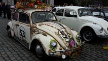 VW bug's parade 2018 in Brussel - foto 34 van 49