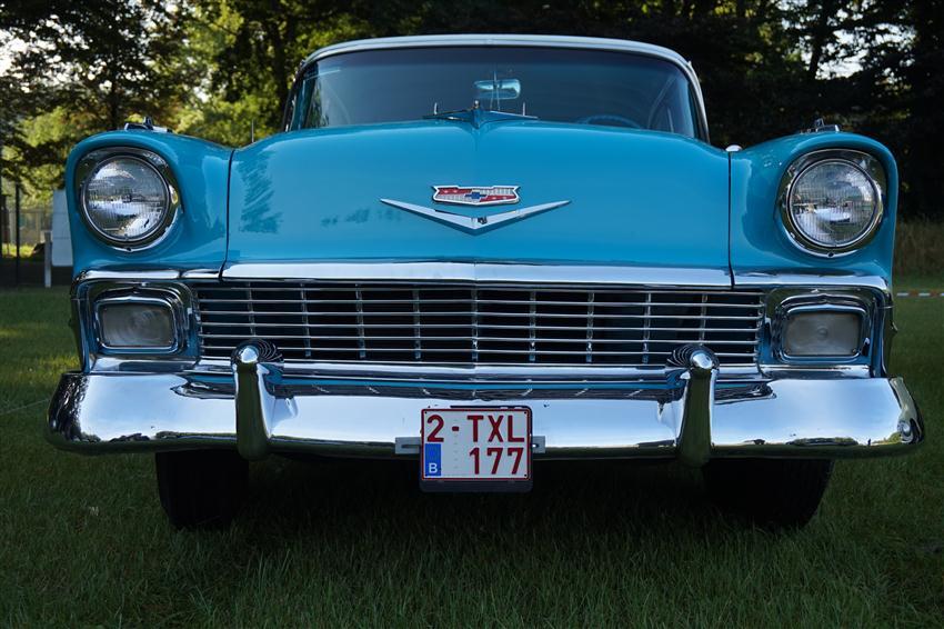 Oldtimer Te Huur Chevrolet Bel Air